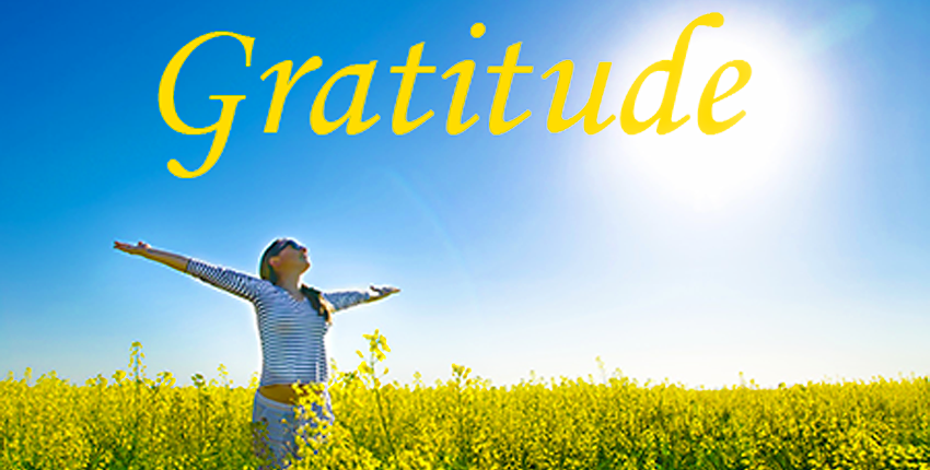 Guerina Pellizzi - Liens pertinents - Practicing Gratitude Can Increase Happiness by 25%