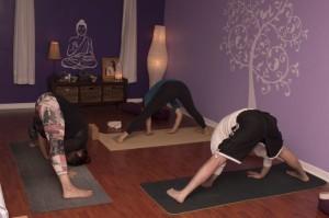 Studio Pleinement Yoga - Guerina Pellizzi - Montréal