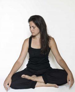 Vanessa Moon - Yoga doux zoom - Guerina Pellizzi